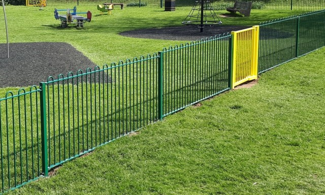 What to consider when buying play area fencing