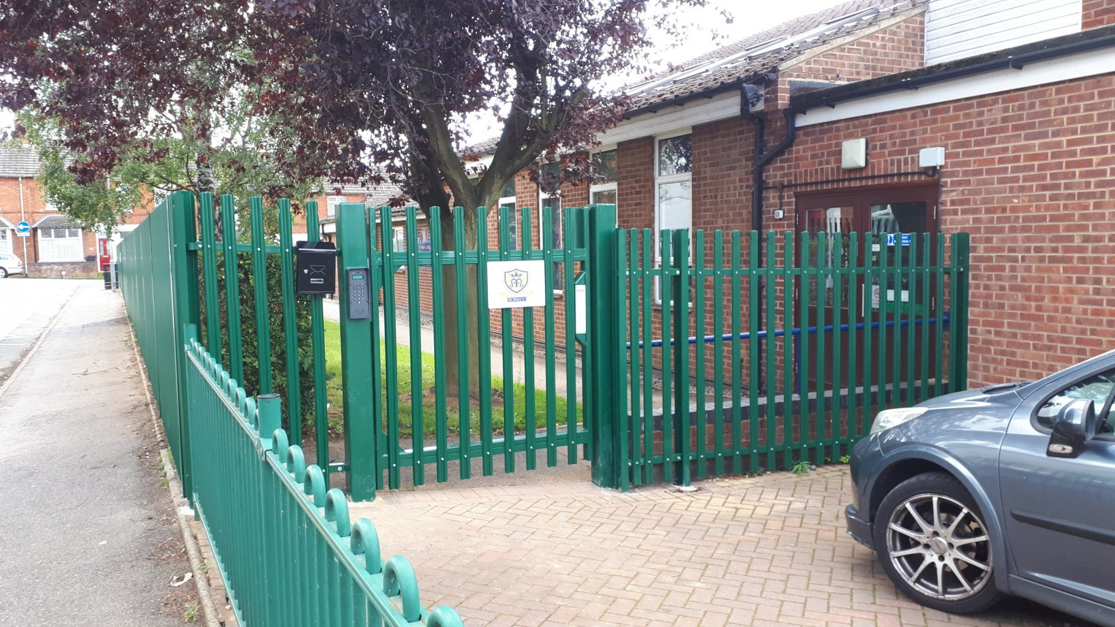 Security Perimeter Increased for Kettering School