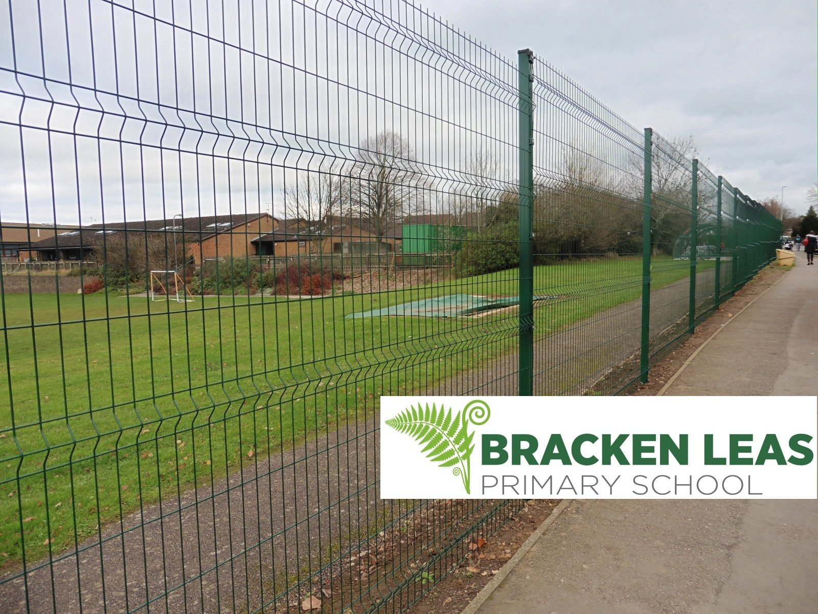 Primary School Security Fencing