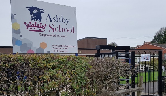 Security & Access works for The Ashby School